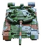 modelcollect as72041montado Modelo T de 64bv MAIN Bettle Tank, War in Ucrania, 2015