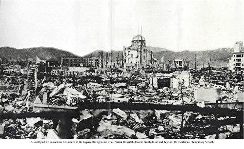 HIROSHIMA: Three Photo-panoramas of the Destroyed City, October 1945