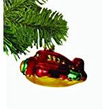 Barcana Shatterproof Traveling Assortment Ornaments Set of 4 3 Inch