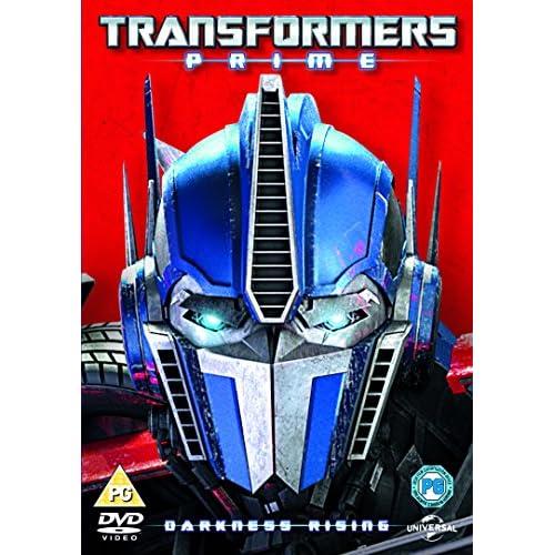 Transformers: Prime - Season 1: Dar - DVD - NEW ITEM
