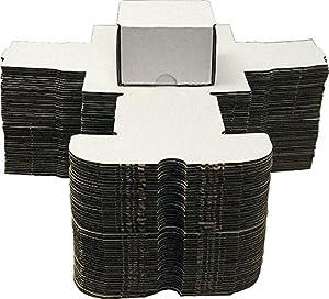 Amazon Com Bcw 200 Count Bundle Of 50 Corrugated