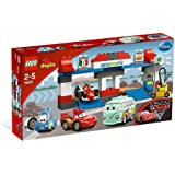LEGO Duplo Cars 5829 - Pit Stop