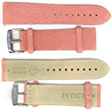 Invicta Genuine Stingray Pink Watch Band IS991