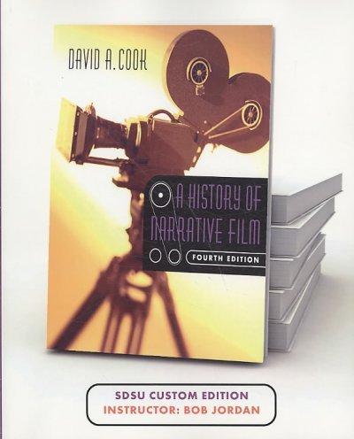 A History of Narrative Film: Custom Edition
