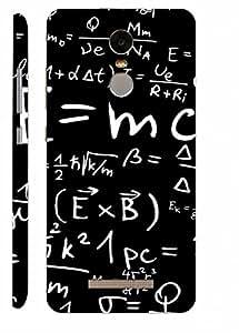 ZORDAAR Printed Back Cover for Xiaomi Redmi Note 3
