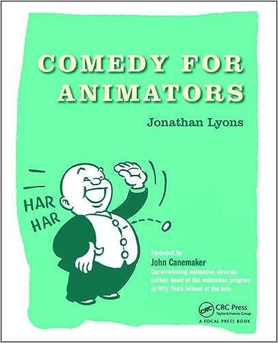 Comedy for animators