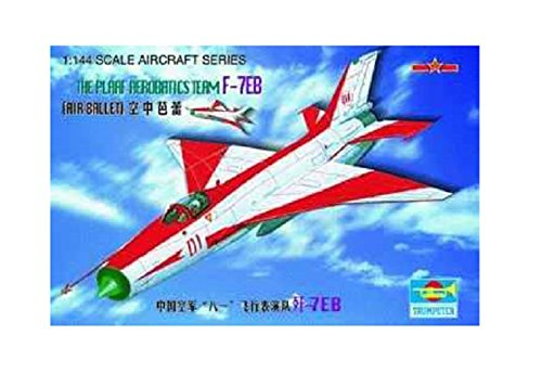 Trumpeter Chinese PLA Air Force F-7 EB Kit