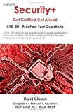 img - for CompTIA Security+: Get Certified Get Ahead- SY0-301 Practice Test Questions by Gibson, Darril (9/15/2011) book / textbook / text book