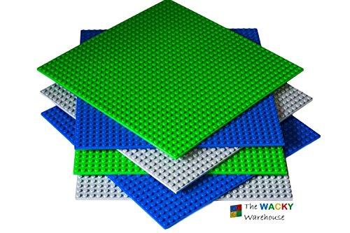 6-baustein-grundplatt-von-the-wacky-warehouse-gross-25cm-x-25cm-kompatible-bauplatte-grau