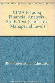 bpp cima books free download pdf