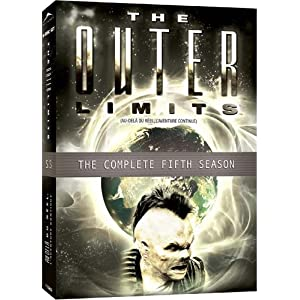 The Outer Limits - The Complete Fifth Season (Boxset) movie