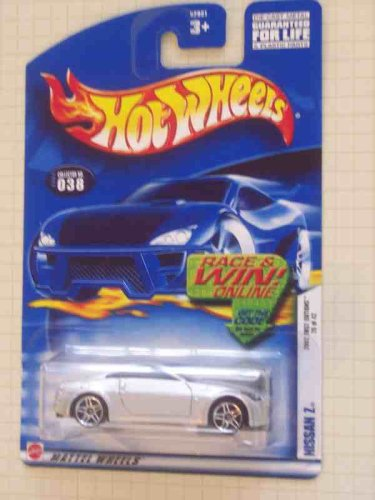 2002 First Editions -#26 Nissan Z #2002-38 Collectible Collector Car Mattel Hot Wheels 1:64 Scale (Nissan Z Toy Car compare prices)