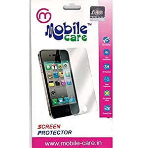 mobile care screen guard/screen protector for Hauewi Ascend P-7(combo pack of 2 pcs)