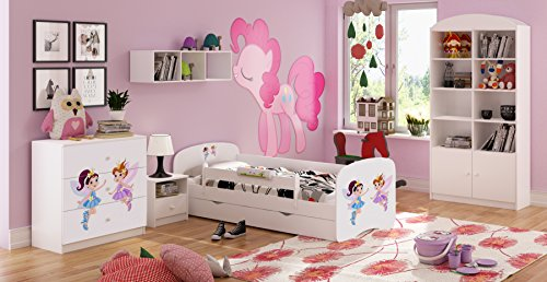 kinderbetten 70 x 160 preisvergleiche erfahrungsberichte und kauf bei nextag. Black Bedroom Furniture Sets. Home Design Ideas