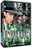 The Untouchables - Season 1, Vol. 1-2 (1959)