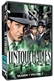 The Untouchables - Season 1, Vol. 1-2 (DVD)