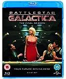 Battlestar Galactica: The Final Season (2004) [Blu-ray] [Region Free]