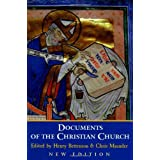 Documents of the Christian Church ~ Henry Bettenson