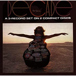 Neil Young - Decade EP