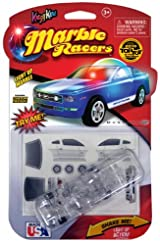 Light Up Marble Racer: Mustang