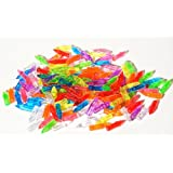 Big Bag O' Pegs (160 Lite Brite Pegs) - FOR SQUARE LITE BRITES ONLY - see pictures