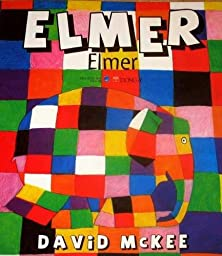 Elmer Vietnamese/English Children\'s Bilingual Book