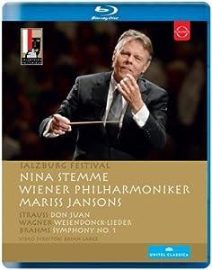 Salzburg 2012: Jansons [Salzburg Festival 2012] [Mariss Jansons, Nina Stemme] [Euroarts: 2072624] [Blu-ray] [2013] [Region Free]