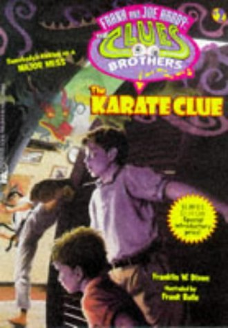 the-karate-clue-frank-and-joe-hardy-the-clues-brothers-no-2-by-franklin-w-dixon-1997-09-01