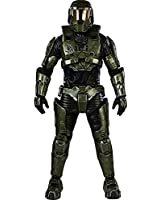 Rubies Mens Marvel Collectors Edition Halo 3 Supreme Master Chief Fancy Costume