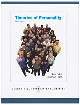 theories of personality book pdf