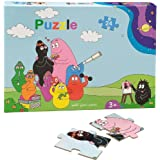 Petit Jour Puzzle Barbapapa
