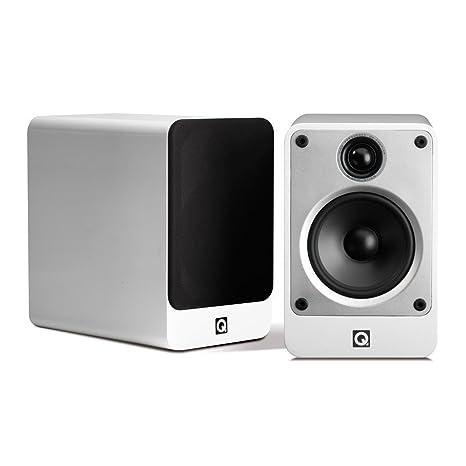 Q Acoustics C20W Enceinte pour MP3 & Ipod Blanc