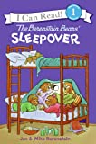 The Berenstain Bears' Sleepover (I Can Read Book 1)