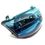 (maxima★select) ヘッドライトASSY ブルー 仕様 リモコンジョグZR エボリューション 5KN SA16J