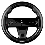 "Nintendo Wii Racing Wheel, blackvon ""Brooklyn"""