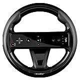 """Nintendo Wii Racing Wheel, blackvon """"Brooklyn"""""""
