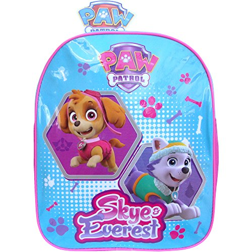 Girls-PAW-Patrol-School-Travel-Backpack-Bag