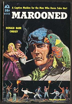 Marooned, Chidsey, Donald Barr