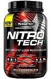 Muscletech Nitrotech Performance Series, MIlk Chocolate, 2 Pounds