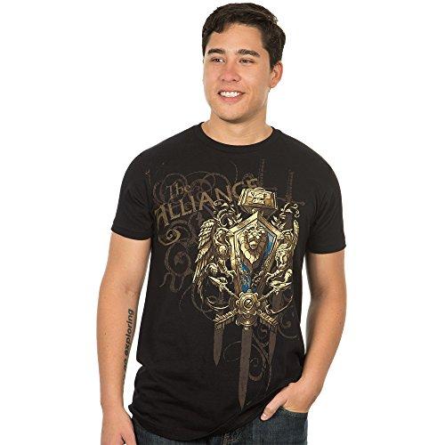 World of Warcraft Alliance Men's T Shirt
