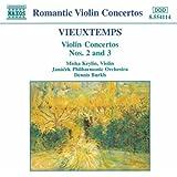 Vieuxtemps: Violin Concertos Nos. 2 And