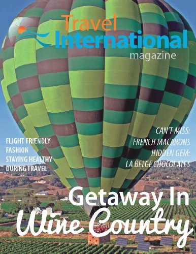 Travel International Magazine: May 2013