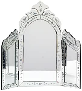 Two'S Company Venitian Style Dressing Table Mirror