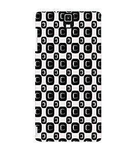 EPICCASE spooky eye Mobile Back Case Cover For Infocus M330 (Designer Case)