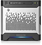 Hewlett Packard MicroServer Gen8  712318-421, BDWIN2 Server (Intel pentium G2020T, 2,5GHz, 2GB RAM, kein Betriebssystem)