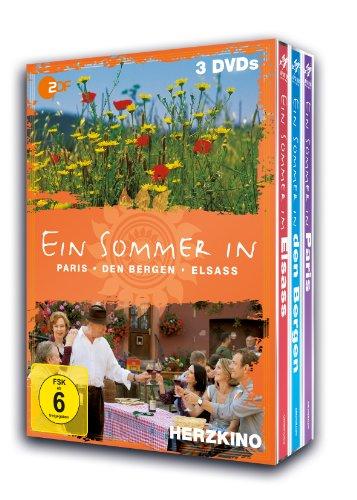 Ein Sommer in ... Box 2 - Die schönsten ZDF-Sonntagsfilme [3 DVDs]