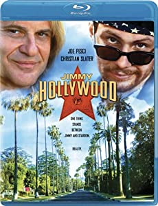 Jimmy Hollywood [Blu-ray]