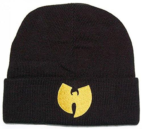 Wu Wear - Wu Tang Clan - Wu Beanie - Wu-Tang Clan Size One size, Color Black