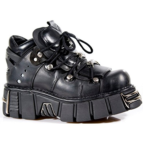 NEWROCK New Rock Stivali Stile 106 S1 Nero Unisex (42)