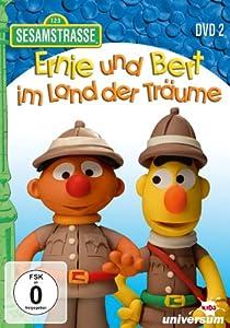 Sesamstraße - Ernie und Bert im Land der Träume, DVD 2